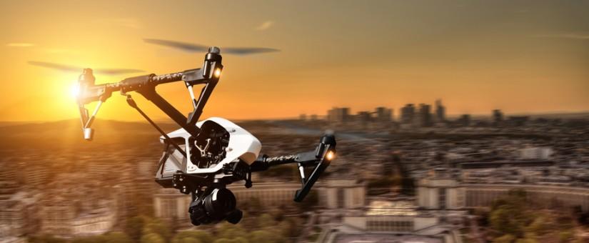 3 étapes pour votre relevé d'arpentage par drone